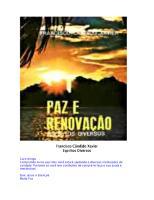 Chico Xavier - Paz e Renovação - Diversos.pdf