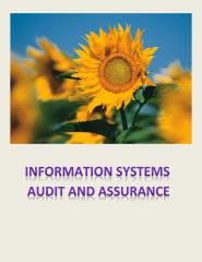 INFORMATION SYSTEMS AUDIT AND ASSURANCE.pdf