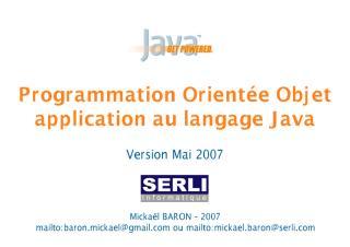 programmation orientée objet application au langage java.pdf