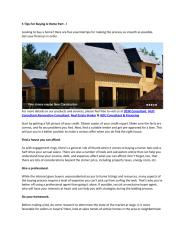 5 Tips For Buying A Home Part - I.pdf