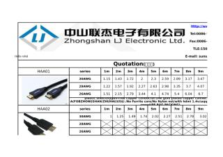QUOTATION hdmi1.4v cable-USD NEW11.xls