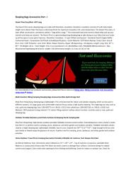 Sleeping Bags Accessories Part - I.pdf