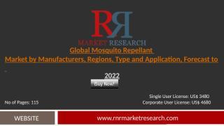 Mosquito Repellant market report.pptx