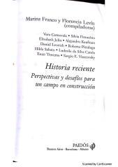 Traverso - Historia y Memoria.pdf