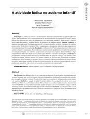 A atividade lúdica no autismo infantil - 2006.pdf