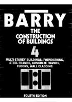 (Exatas)[Architecture Ebook] The Construction of Buildings 4 (4th Ed.) - R. Barry(English).pdf