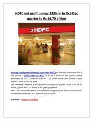 HDFC net profit jumps 233% in in Oct-Dec quarter to Rs 56.70 billion.pdf